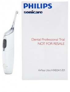 Irygator Philips Sonicare Air Floss Ultra HX8341/01 - whitebox
